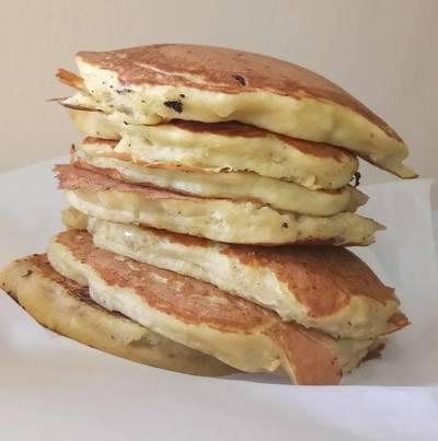 Banana pancakes 🍌🥞