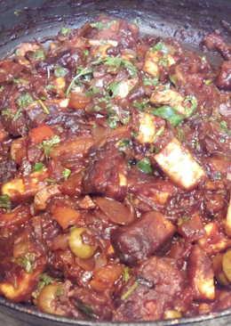 Lazeez paneer chilli