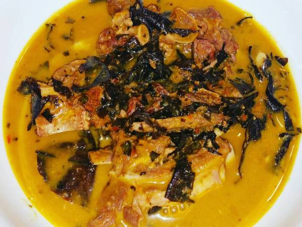 Oha Soup Recipe