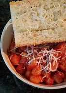 resep masakan italian sausage gnocchi spaghetti