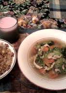 resep masakan healthy stamina soup