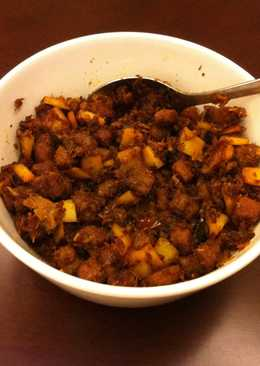 Dry Fry Beef