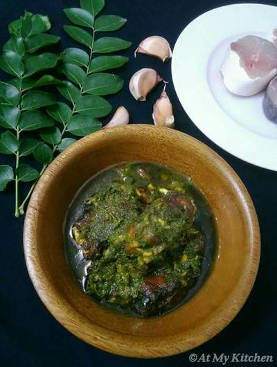 Curry Leaves Fish Curry