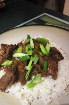resep masakan crockpot mongolian beef