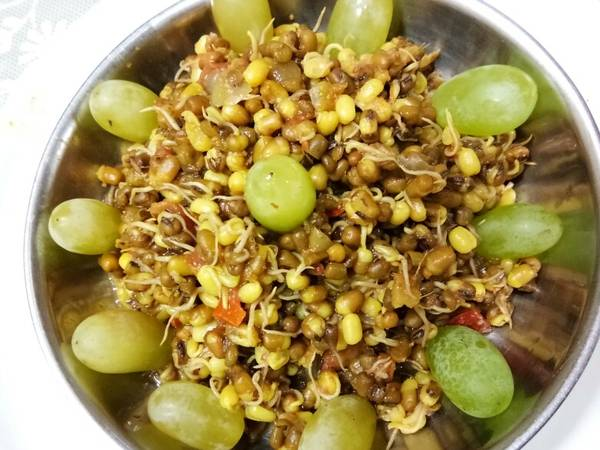 Sprouts veg