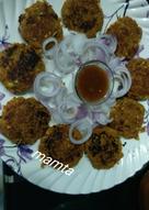 Soya dal kebab
