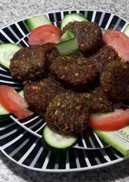Falafel /fava bean falafel recipe vegetarian
