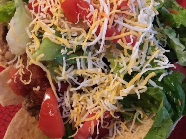 Candy's Taco Salad