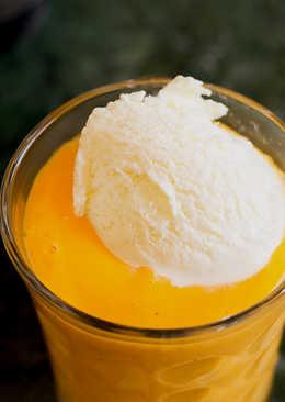 Mango Milk Shake