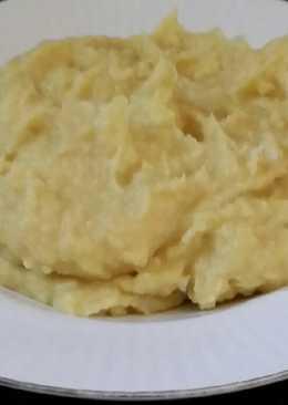 Brad's maple ginger sweet potatoes