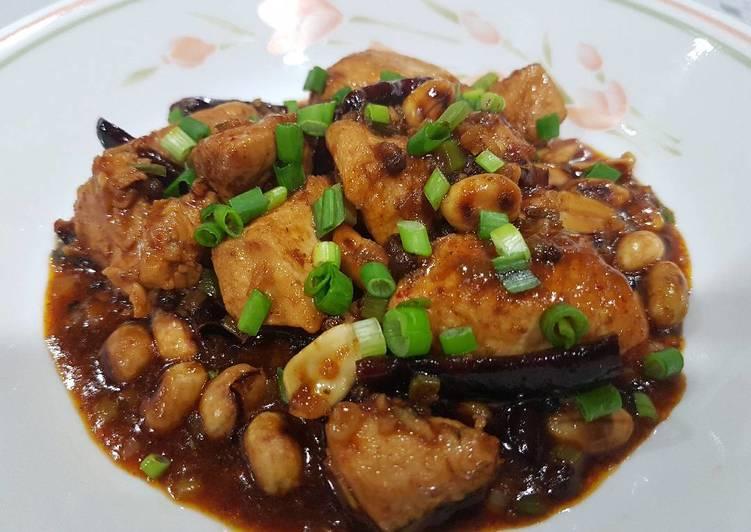 szechuan chicken vs kung pao
