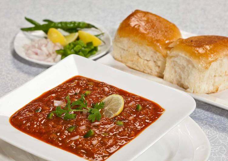 Pav Bhaji... a tasty version of mixed vegetables