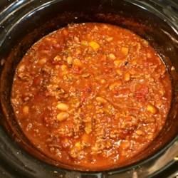 Mike's Habanero Chili