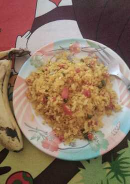 Chatpta Vegetable Poha