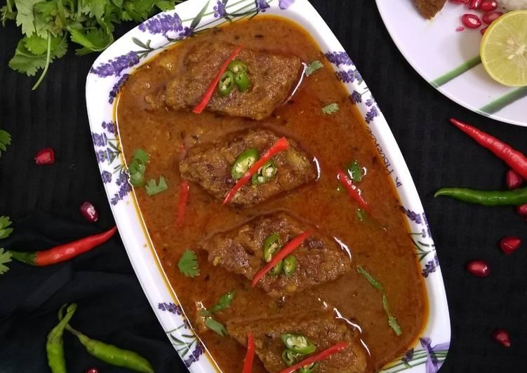 Dhokar dalna Recipe by Ankita Chakraborty - Cookpad India