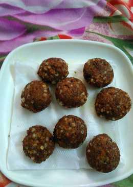 Sagoo kabab.for Navratra vrat