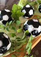 World Cup Rice Ball