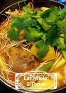 resep masakan gamjatang korean pork potato soup