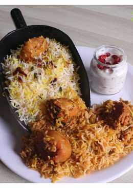 Chicken Biryani #name #rice