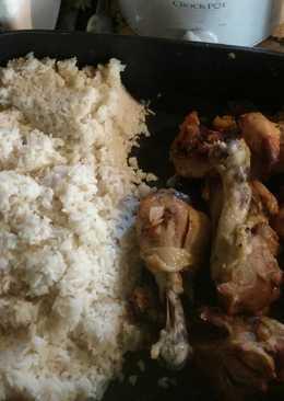 Crock-Pot Honey Garlic Chicken legs