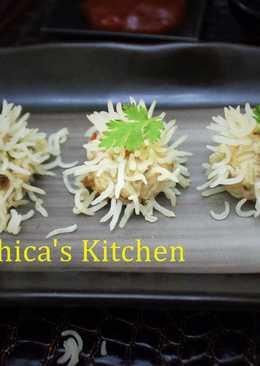 Ramadan Special - Chicken Flower Dumplings