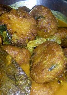 Carrot kofta Curry