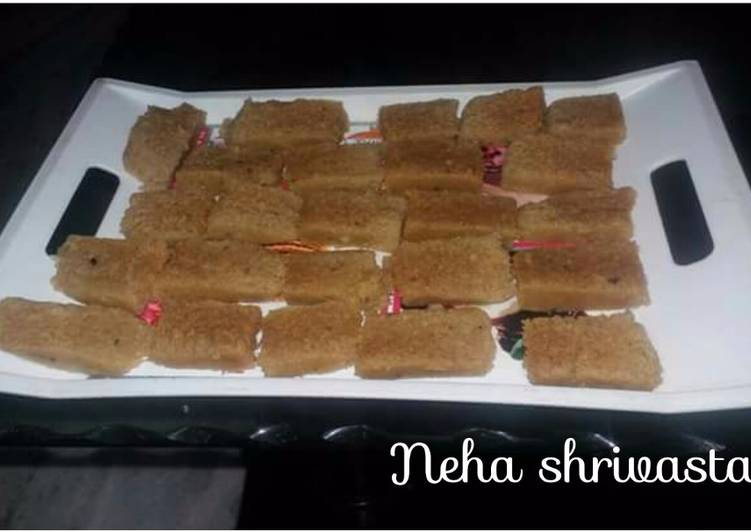 Cake Banane Ki Vidhi Dikhaye Video Mein: Milk Cake Recipe By Neha Shrivastava