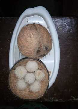 Coconut Laddu In 3 Ingredients