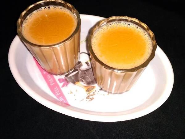 Kadak masala chai