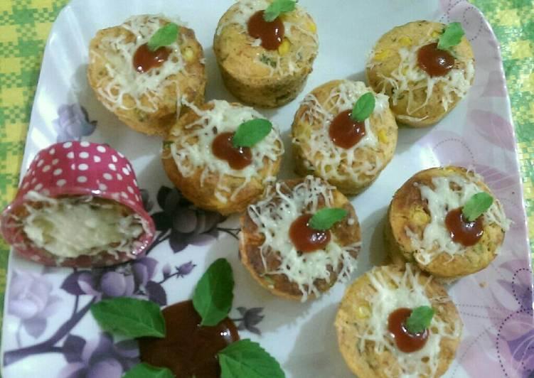 Cheesy muffins