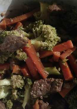 Crock-Pot Beef & Broccoli