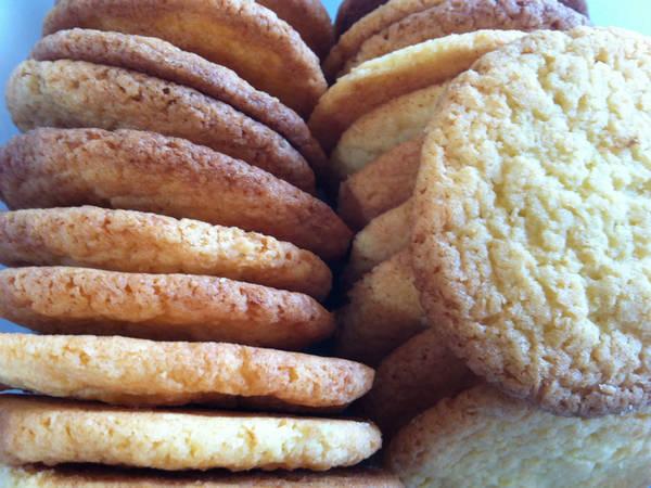 Sachi's Coconut Cookies
