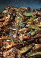 Spicy Honey Walnut Chicken