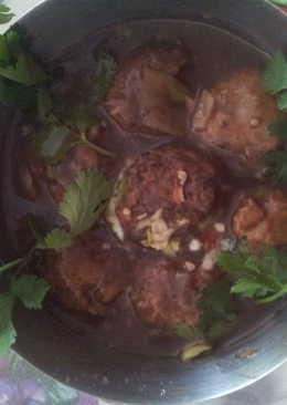 Mix veg manchurian