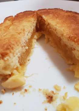 Taiwanese-style Pineapple Cake Tarts