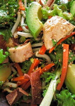 Chinese Chicken Salad Dressing