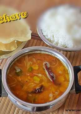 Pappu Charu (pressure cooker method)