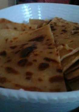Fried Chapatis