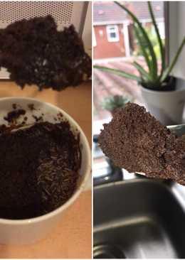 1 minute Chocolate mug brownie