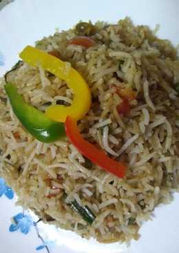Mix veg Chinese fried rice