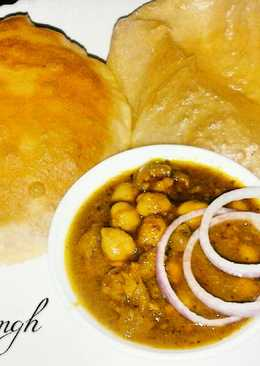 #Chole bhature