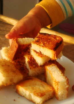 French Toast Cubes