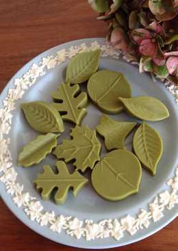 Vegan Matcha Chocolate