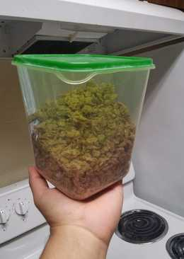 Oat cereal