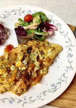 Basic Cheese Omelette
