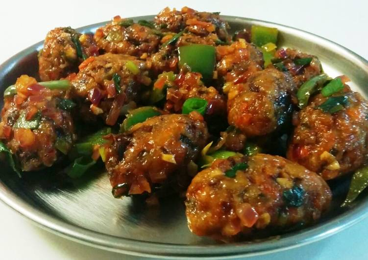 Vegetable manchurian dry recipe by shivani nair cookpad vegetable manchurian dry forumfinder Image collections