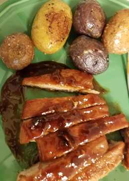 Easy Teriyaki Pork Chops