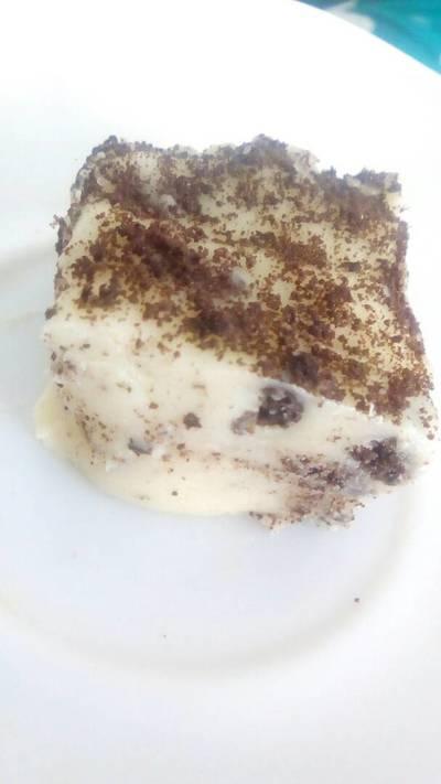 White Chocolate & Oreo Fudge!