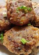 Indonesian Potato Patty - Perkedel/Begedil