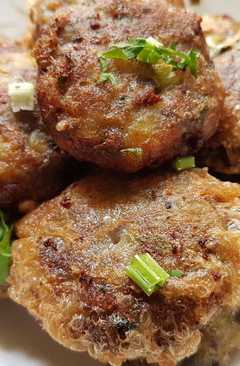 resep masakan indonesian potato patty perkedelbegedil